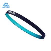 Aonijie E4073 Anti Slip Sweatband Sports - penahan keringat GREEN