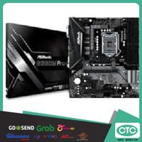 MOTHERBOARD ASROCK B360M-PRO4, SOC 1151, DDR4. GARANSI RESMI ASTRINDO