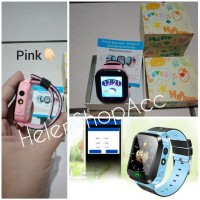 Jam tangan anak GPS.smartwatch G36-GM GPS tracker for kids