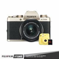 FUJIFILM X-T100 BUNDLING SDHC 16GB
