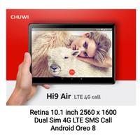 "Chuwi Hi9 Air 4/64GB 4G LTE Deca Core X20 10.1"" 2560x1600 Android 8"