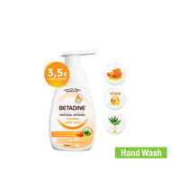 BETADINE Hand Wash Manuka Honey Bottle 225 mL