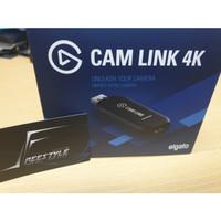 Elgato Cam Link 4K - Unleash Your Camera - Garansi Resmi DTG 2 Tahun
