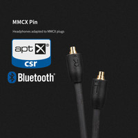 Knowledge Zenith Kabel Bluetooth APTX Pin MMCX Shure SE535 SE846 UE900