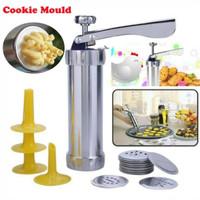 Biscuit cake maker set cookies mold dapur kitchen pastry cetakan kue