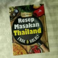 RESEP MASAKAN THAILAND Enak & Halal