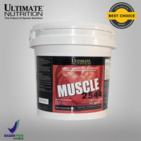 MUSCLE 2544 Strawberry, 10.45 Lbs - ULTIMATE NUTRITION.