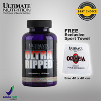 ULTRA RIPPED 180 caps - Ultimate Nutrition.