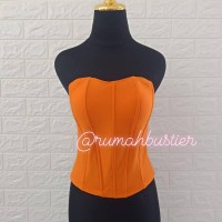 Bustier Lowback tulang 9 Polyester