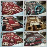 Karpet Permadani Besar Jumbo Moderno 210x310 cm