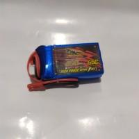 Dinogy Lipo Battery Nano-Tech 3S 450mAh 65C (JST)