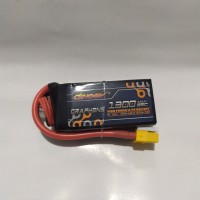Dinogy Lipo Battery Graphene 3S 1300mAh 65C (XT60)
