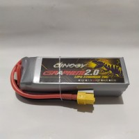 Dinogy Lipo Battery Graphene 2.0 4S 2200mAh 70C (XT60)