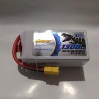 Dinogy Lipo Battery Platinum Graphene 2.0 6S 1300mAh 130C (XT60)