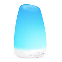 Essential Oil Diffuser Aromatherapy LED Light - 150ML