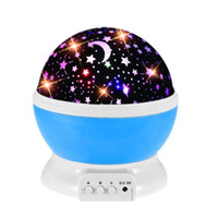 Star Master 360 Degree Rotation Star Projector Night Lights