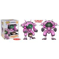 "Toys Funko POP Games: Overwatch D.VA & Meka 6"""
