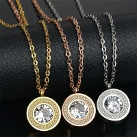KALUNG NECKLACE PREMIUM TITANIUM STEEL