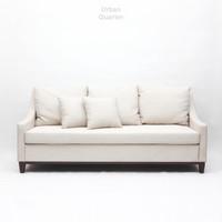 Carroll Three-Seater Sofa