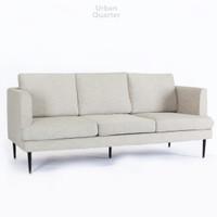 Keller Three-Seater Sofa