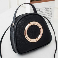 SAG6137 Black | Fashion Import Tas Mini