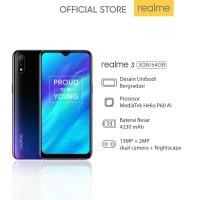 realme 3 3+64 GB [MediaTek Helio P60 4230mAh battery]