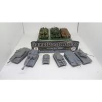 1/72 aneka model tank 3D printed polos/cat