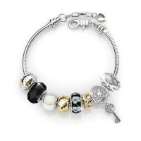 Princess Charm Bracelet - Gelang Crystal Swarovski� by Her Jewellery