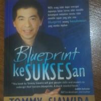 Buku Blueprint Kesuksesan - Tommy Siawira