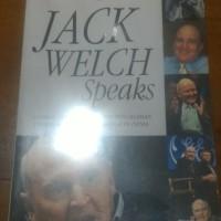 Jack Welch Speaks - Janet Lowe