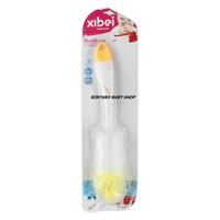 2 in 1 Bottle and Nipple Brush / Sikat Botol dan Dot -SLIM CAP
