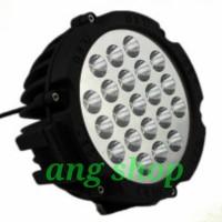 Spot Light 63W Work Lamp Lampu Kerja Offroad Off Road Putih