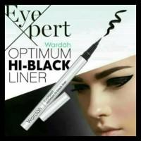 Wardah Optimum Eyeliner Spidol Black Terpercaya