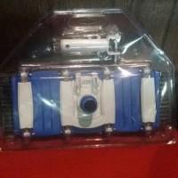 BEST SPECIAL EDITION Acc Vacuum Head Kolam renang 8 Roda Sikat elektro