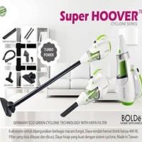 BEST LIMITED NEW VACUUM SUPER HOOVER BOLDE VAKUM CLEANER SUPERHOVER sp