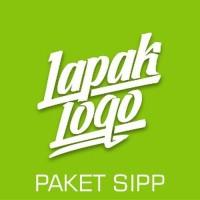Desain logo paket sipp Termurah
