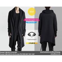 Black Runagate Coat