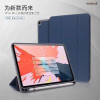 iPad Mini 5 2019 Mutural Original Smart Flip Case Stand Casing Cover