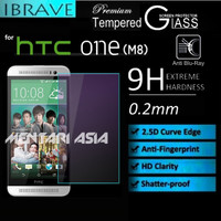 Tempered Glass HTC One M8 - iBrave PREMIUM TG Anti BLURAY