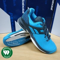 Sepatu Babolat PROPULSE Junior All Court /Babolat Propulse Jr Blue Gry