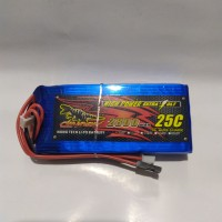 Dinogy Nano-Tech for QX7 2S 2800mAh 7.4V