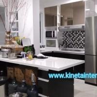 kitchen set duco minimalist