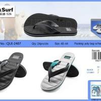 Sandal Jepit Pria QuickSurf 2407 / Sendal Jepit Cowok Quick Surf