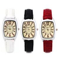Jam Tangan Wanita Korea Fashion Quartz Women Leather Watch SW047 KK39
