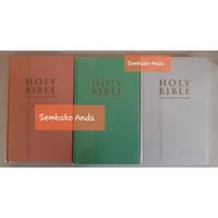 NIV Holy Bible. New International Version 1984. Alkitab bahasa Inggris