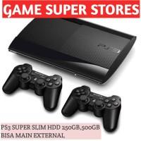 ps3 super slim hd 500gb ful game
