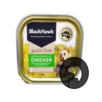 blackhawk 100 gr dog australian hormone free chicken grain free
