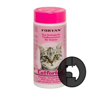 catfortan 300 gr (600 tab) vitamin kucing