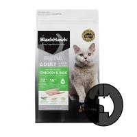 blackhawk 1.5 kg cat original all breeds natural holistic chicken rice