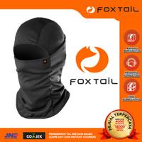 ORIGINAL FOXTAIL Premium balaclava motor adem quick dry masker outdoor